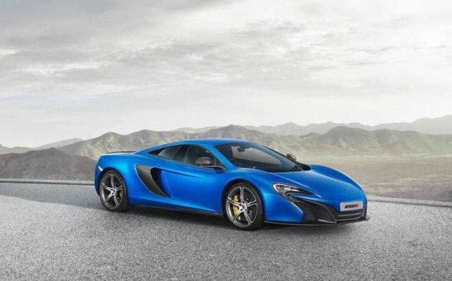 """McLaren 650P"""