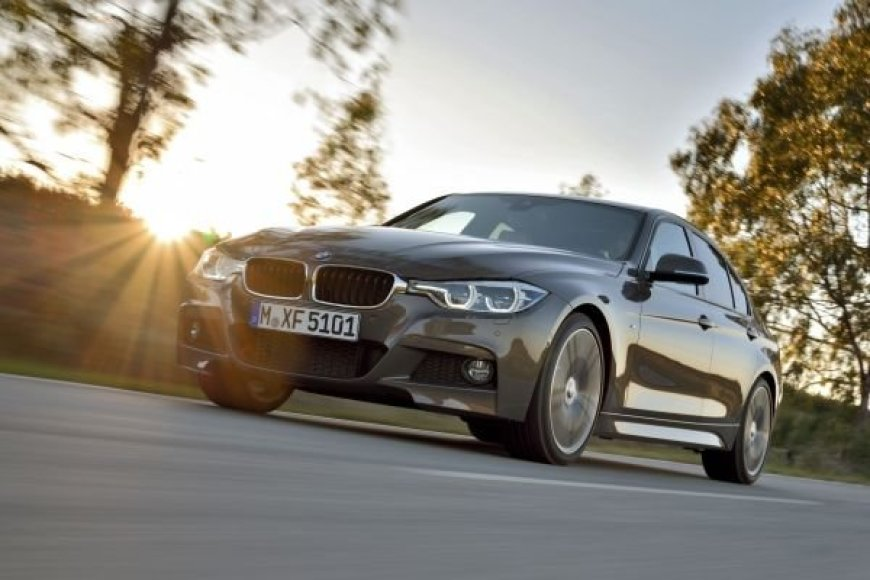 Atnaujintas 3 serijos BMW