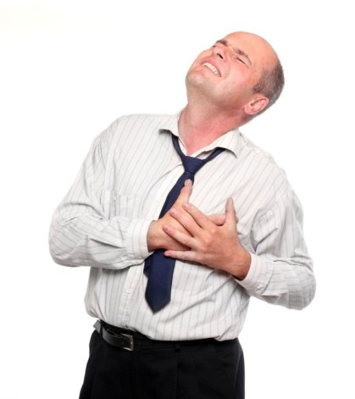 Miokardo infarktas