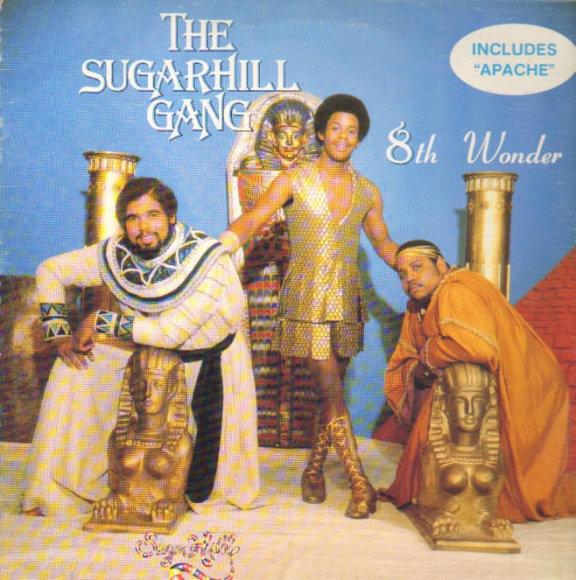 """Senojo repo grupė """"The Sugarhill Gang"""""""