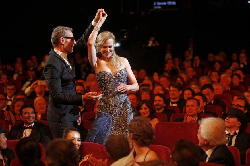 Lambertas Wilsonas ir Nicole Kidman