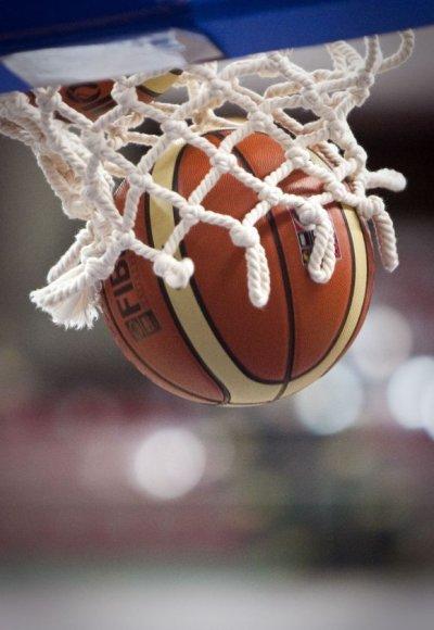 Krepšinio kamuolys