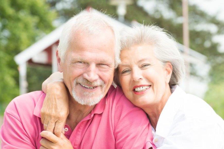 Senjorų pora