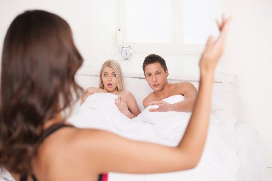 Neištikimybė - skaudi patirtis
