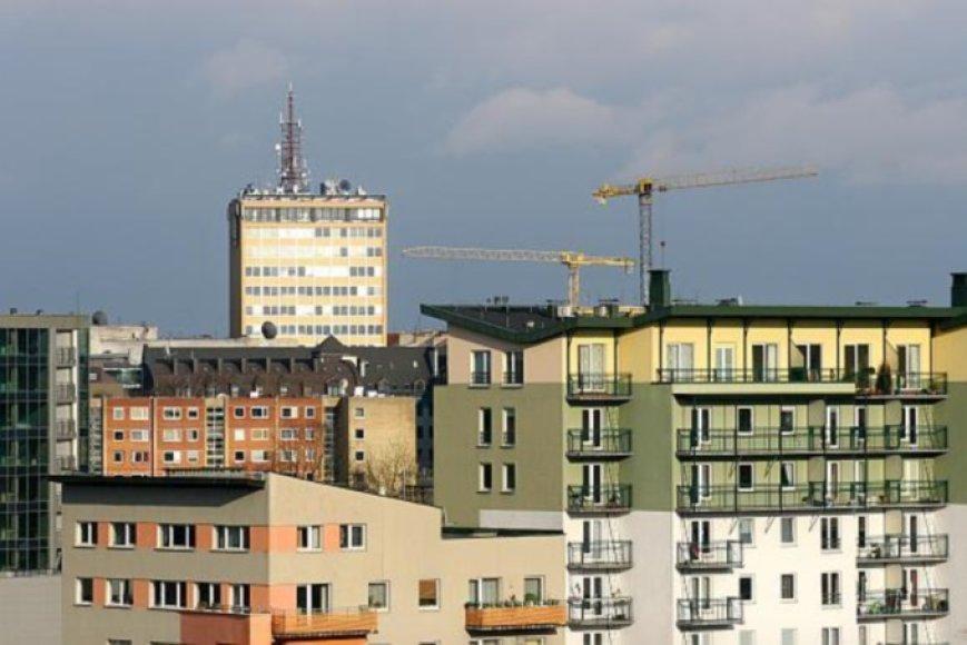 Vilniuje graibstomi butai.
