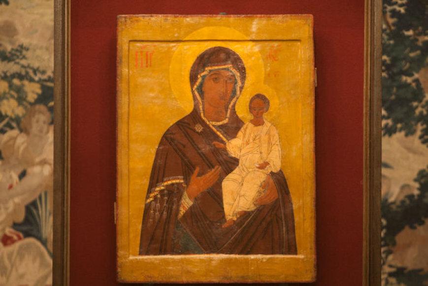 Lukiškių Dievo Motinos ikona