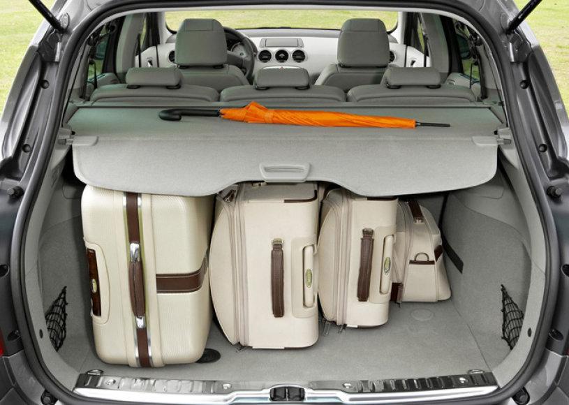 Automobilio bagažinė