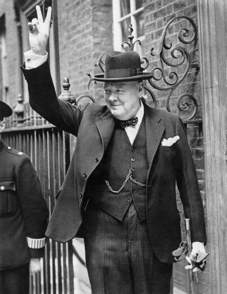 Winstonas Churchillis