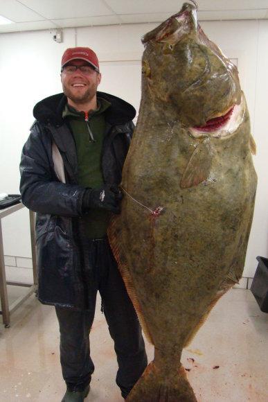 Tomas Baliūnas ir jo 52 kg uotas