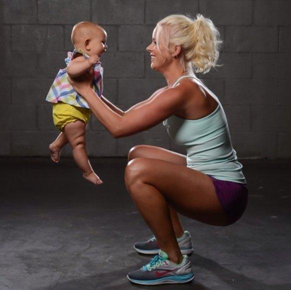 Criscilla Anderson su dukra