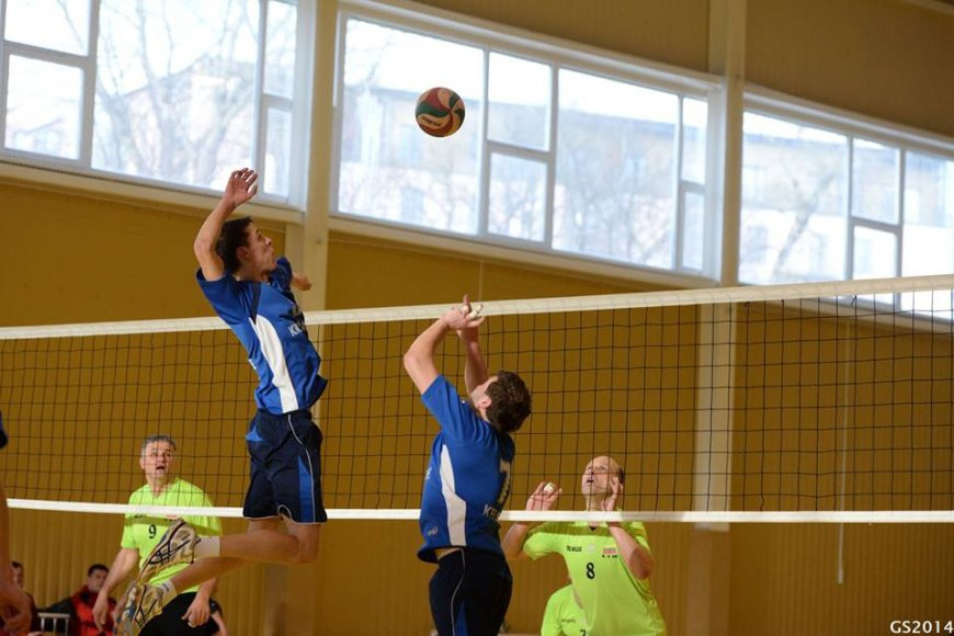 Vilniaus miesto tinklinio čempionatas