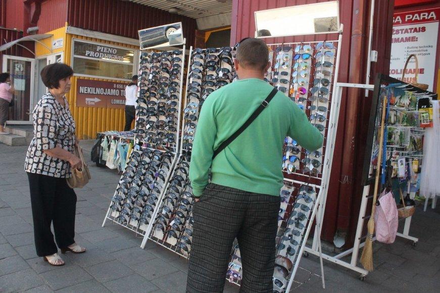Prekyba saulės akiniais