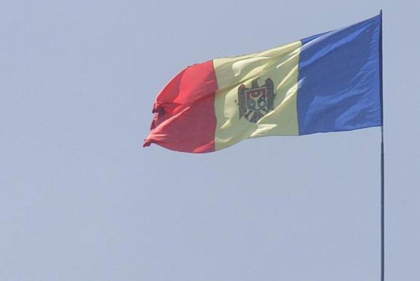 Moldovos vėliava