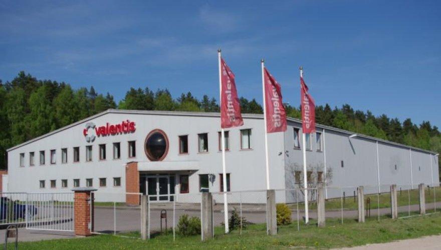 """""""Valentis Pharma"""" vaistų gamykla Vilniuje"""