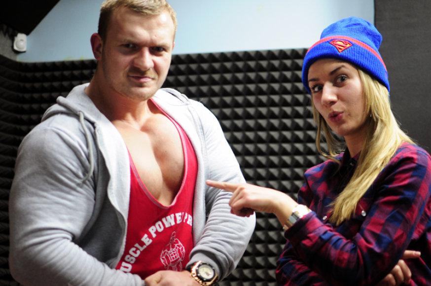 Raminta Blažytė ir Ironvytas