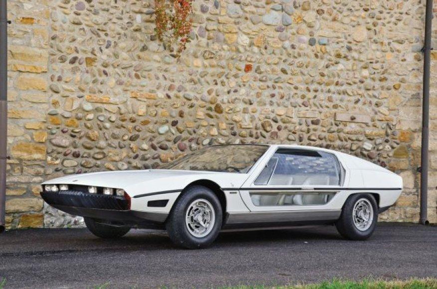 """1967 m. """"Lamborghini Marzal"""""""