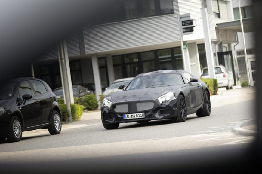 """Mercedes-Benz SLC AMG"""