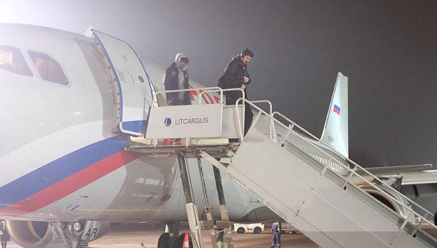 CSKA atvyko į Kauną