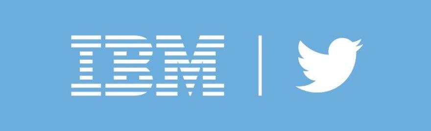 "IBM bendradarbiaus su ""Twitter"""