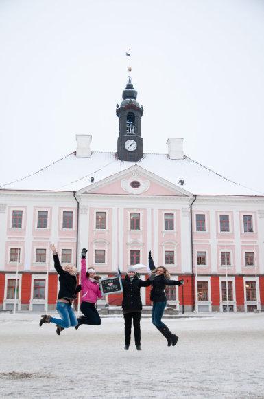 Tartu mieste