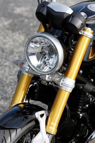 """BMW R nineT"" motociklas"