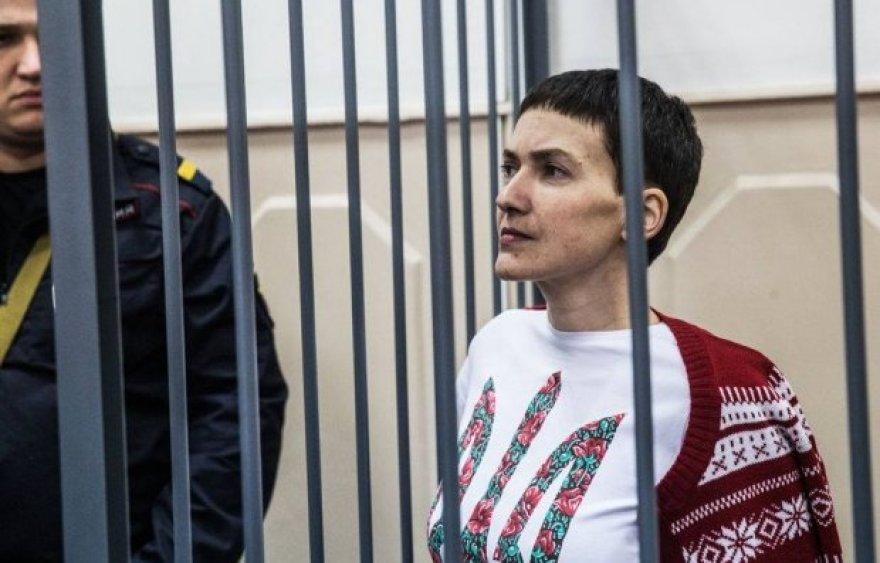 Nadia Savčenko