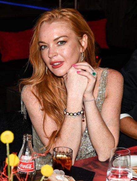 """Scanpix""/Xposurephotos.com nuotr./Lindsay Lohan"