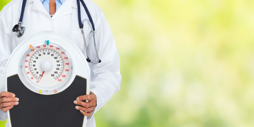 Krentantis svoris gali būti rimtos ligos priežastis