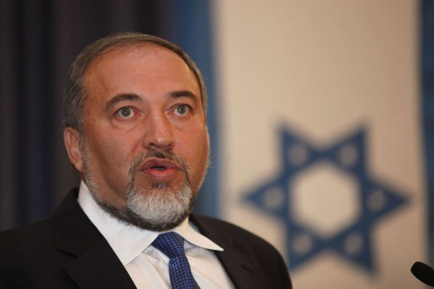 Avigdoras Liebermanas