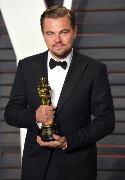 """Scanpix""/""PA Wire""/""Press Association Images"" nuotr./Leonardo DiCaprio"
