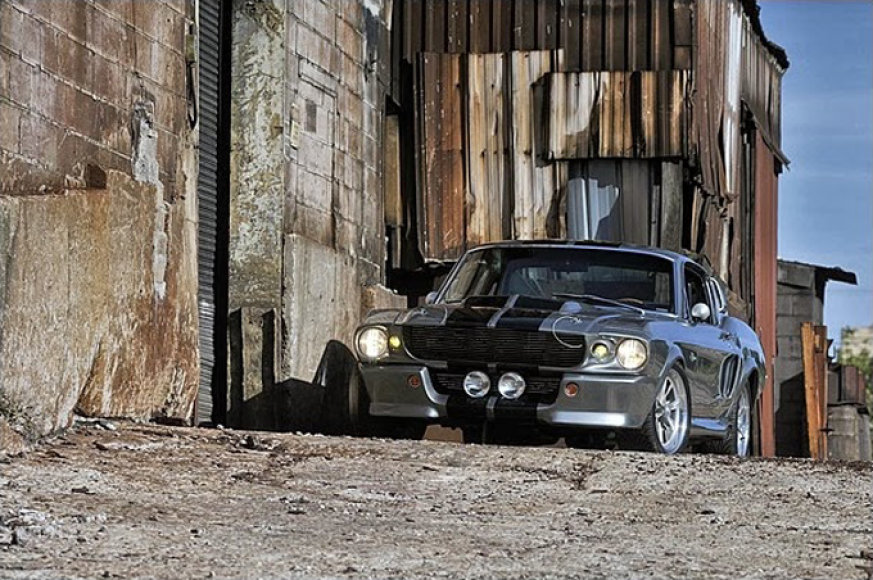 """""""Ford Mustang Eleanor"""""""