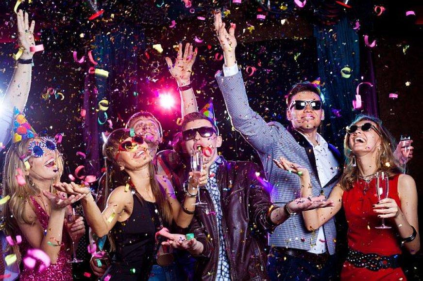 Naujųjų metų vakarėlis
