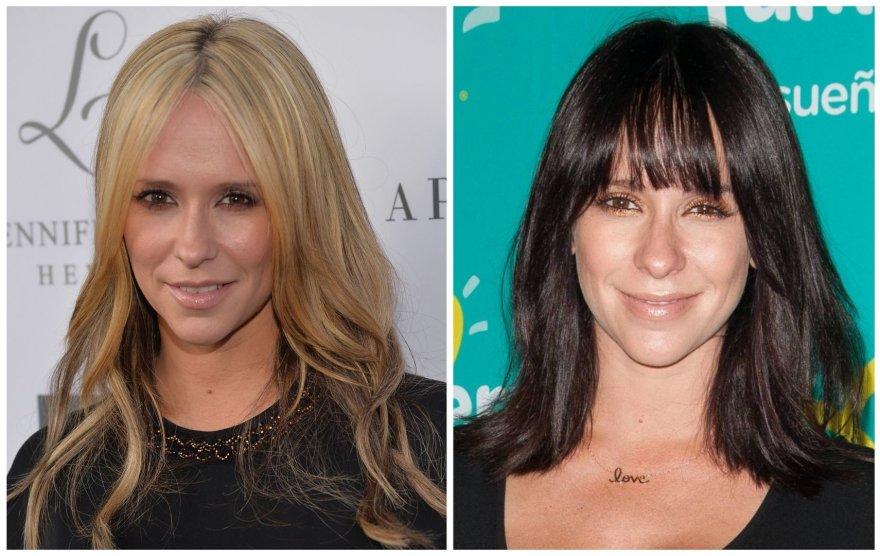 Jennifer Love Hewitt šukuosenos pokyčiai
