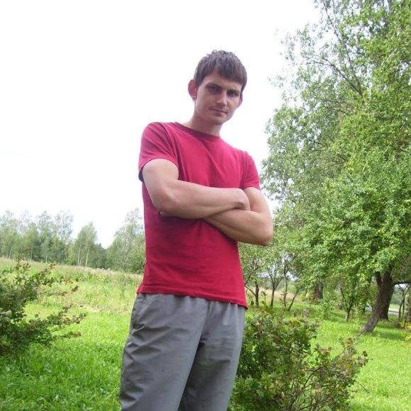 Erikas Kisielius iš Katauskių kaimo moka lėbauti su užmoju