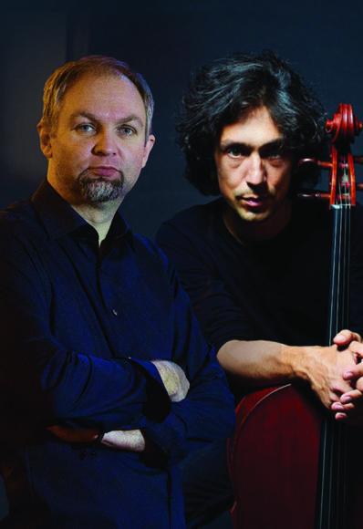 Martynas Kuliavas ir Ianas Maksinas