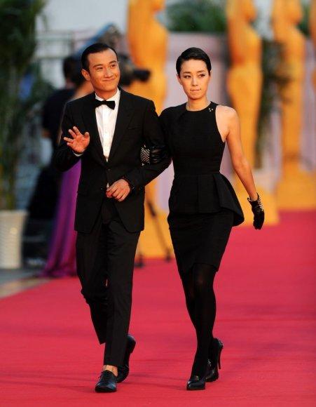 Wen Zhangas ir Ma Yili