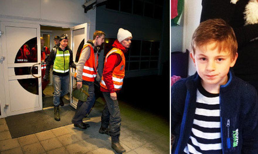 Norvegijoje paskelbta Gabrieliaus Bumbulio paieška