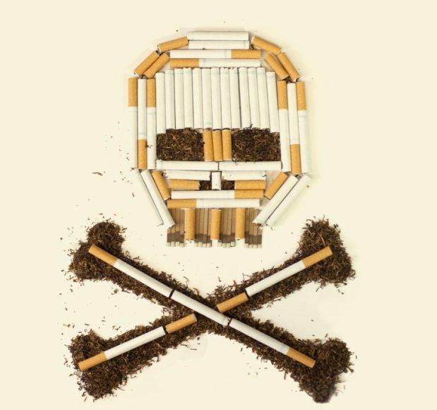 Faktai apie rūkymą