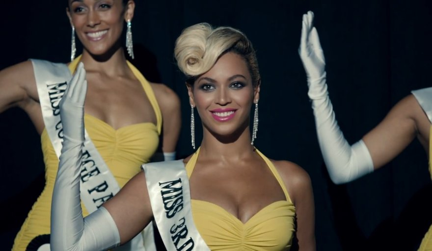 """Beyonce """"Pretty Hurts"""""""