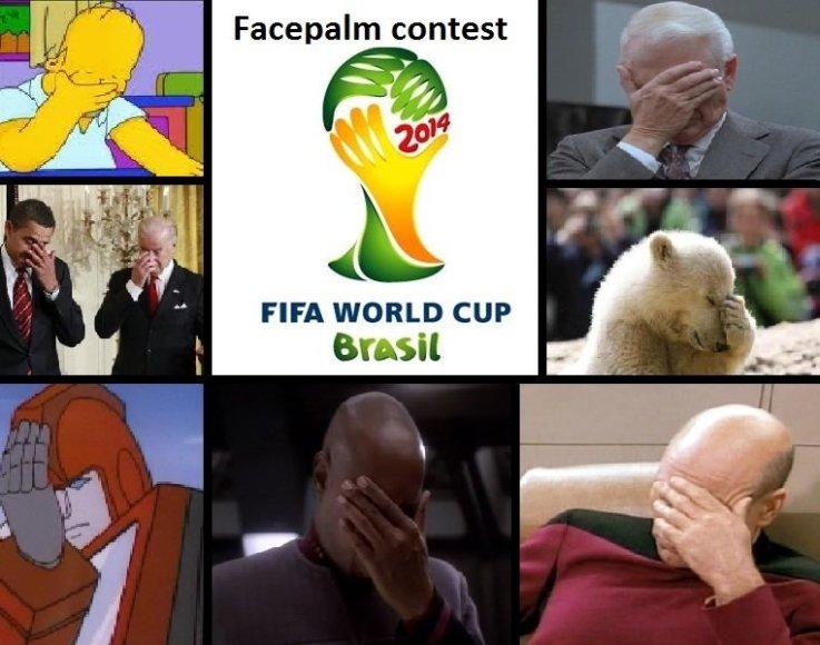 Pasaulio futbolo čempionato simbolis