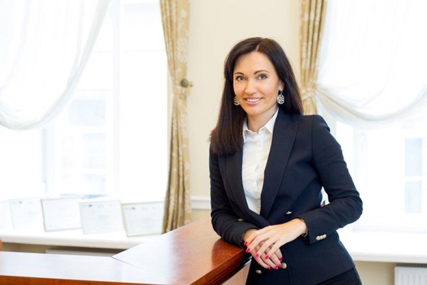 Omano Sultonato garbės konsulė Boleta Senkienė