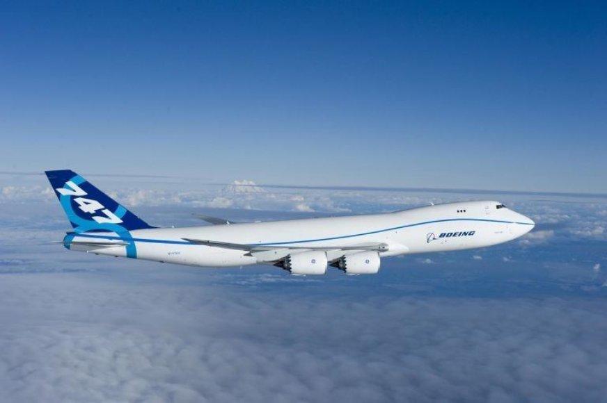 """""""Boeing 747-8"""""""
