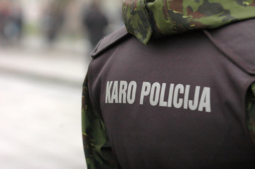 Karo policija