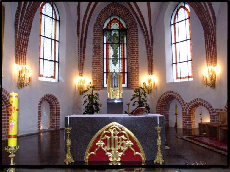 Koncertai vyks įvairiose miesto bažnyčiose, o pagrindiniai (atidarymo ir uždarymo) skambės Vytauto bažnyčioje.