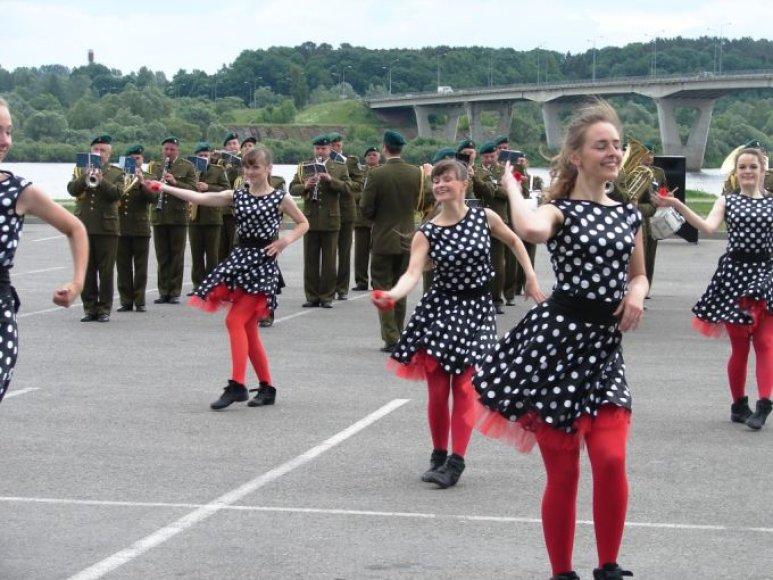 Partizanų pagerbimo ir kariuomenės šventė Jurbarke