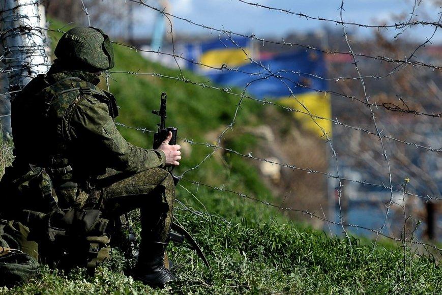 Rusijos karys Sevastopolyje