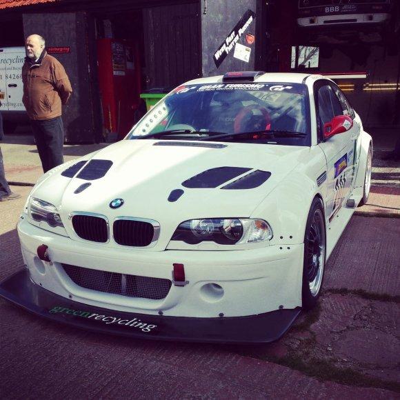 Dainiaus Matijošaičio BMW M3