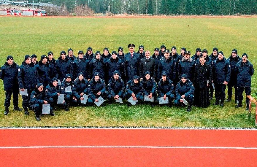 10-oji ugniagesių gelbėtojų laida