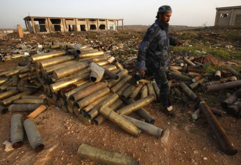 Libija, Bengazis
