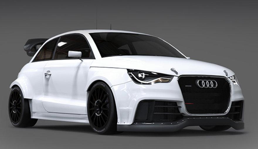 """""""Audi S1 RX Supercar"""""""